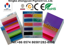 manufacturer of color paste for colorful polyurethane ( PU ) foam