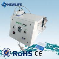 Hotsale SPA200 CE 2014 oxygen jet peel hot sale diamond / skinmate / skin whitening beauty machine