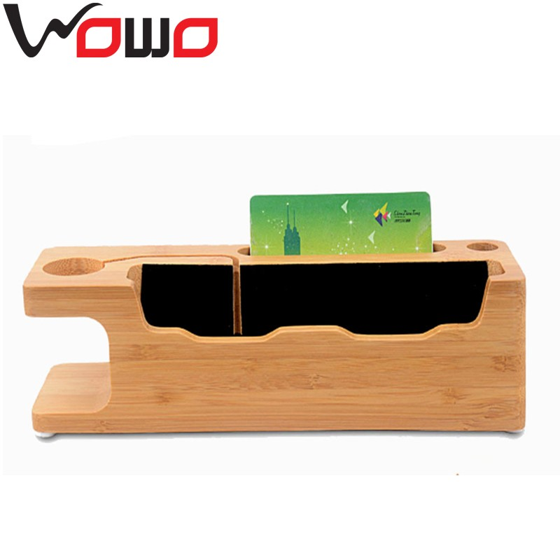 chargeur support pour apple montre bois charging cradle. Black Bedroom Furniture Sets. Home Design Ideas