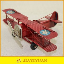 hot new grocery airplane model the old tin models decoration home office furnishings gift