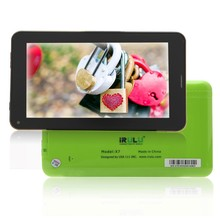 "iRulu X2c 7"" Bluetooth Dual Core 2G Smart Phone Tablet"