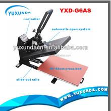 2015 New plain heat press machine with lower factory price