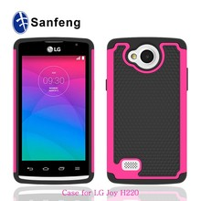 Cheap silione mobile phone case for Lg optimus Joy H220N Magna Leon Joy Spirit wholesale cover