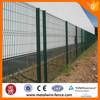 PVC powder 4mm Wire Mesh Fence,rust-resistant zinc coatingmetal fences panels,Railway protection fence
