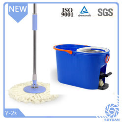 Home&school cleaning durable spin go mop with high quality pedal