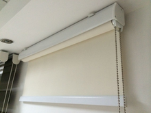 2015 hot sale roller window curtain with cassette