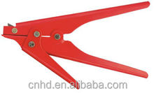 Mini Nylon Cable Tie Gun, Cable Tie Tensioning Tool HS-519