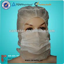 desechables máscara de capucha