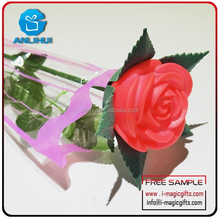 Hot sale flashing rose led flower for party decoration