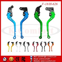 KCM100 Brake Clutch Levers for Honda CB599 CB600 HORNET 98-06 CB919 02-07 CBR600 91-07 CBR900RR 93-99 VTX1300 03-08 NC700 12-13