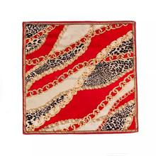 Square silk scarf (90x90) fashion 100% silk scarf