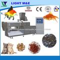 Precio de fábrica de alta calidad de la línea de alimentación de los animales extruido automática