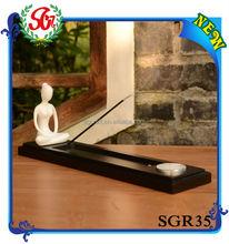 SGR35 Yoga Figurine Nice Antique Elegant Wedding Gift