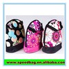 Dubai fashion women bag lady wholesale cheap handbag neoprene cosmetic bag nylon cosmetic bag