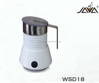 Automatic one-touch milk frother