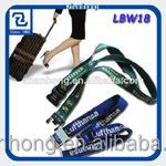 Wholesale polyester custom thick luggage belt