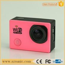 New Arrival Original Video Camera Full Waterproof Sport Camera