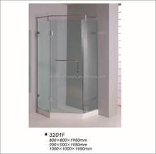 china bathroom fitting enclosed shower enclosure