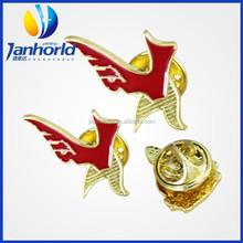 Factory price high quality metal lapel badge pin cheap custom badge