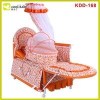 New model design baby crib , baby crib safety net