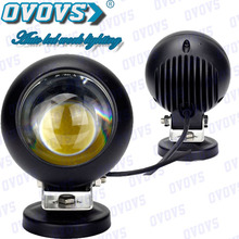 24V LED 20W luz de trabajo para camiones con 2000lumen