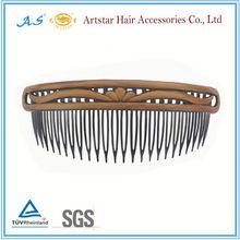 Artstar traditional plastic decoration hair comb