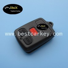 High quality 3 buttons remote case for toyota remote key case toyota key shell remote control plastic case no logo