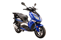 SCOOTER, MOPED FREE WIND 50CC, 125CC, 150CC