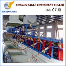 Águila de oro galvanizado planta de fabricación