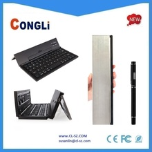 portable mini folding bluetooth keyboard for iOS/Android/Windows