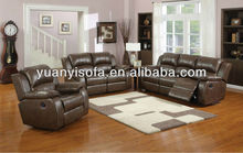Best selling Modern leather sofa,Best price & Very good quality Recliner Sofa-YR8021
