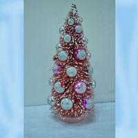 "6""/9/12"" Christmas tree with plastic ball"