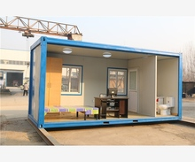modular real estate economic mobile new 20ft reefer container