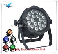 Wholesale (8pcs free shipping) 24x10w rgbw 4in1 waterproof led par light, ip65 led par