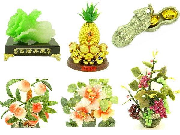 de bon augure feng shui cadeau plantes et fleurs fleurs guirlande de d coration id du produit. Black Bedroom Furniture Sets. Home Design Ideas