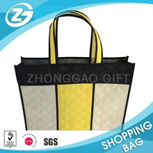 Customized Pictures Printing Non Woven Tote Bag/Non-Woven Bag/Non Woven Shopping Bag