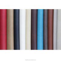 """54""""/55"""" waterproof Furniture Material Semi PU Leather"""