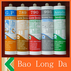 GP Acetic clear silicon sealant general purpose manufacturer
