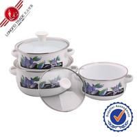 High Quality Cast Iron Cookware ,Enamel Cookware Set,Wholesale Cookware