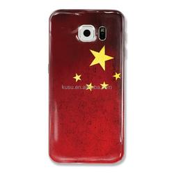 Color skin sticker,protector skin,decorative skin for Samsung Galaxy S6 edge Plus