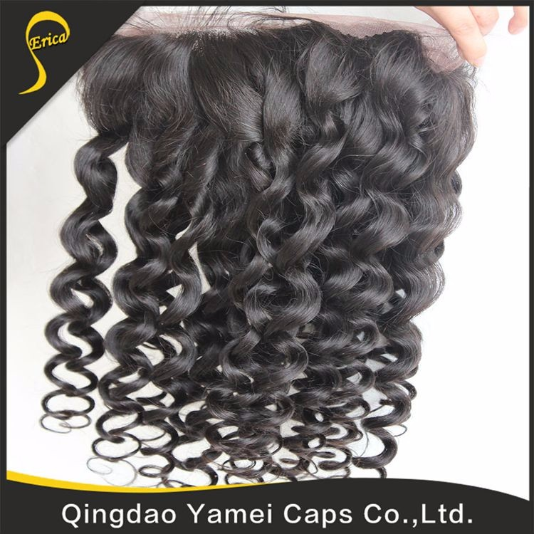 high quality full lace human hair wig for black woman (15).jpg