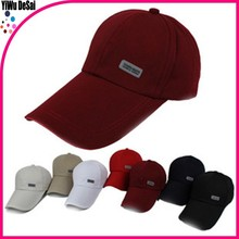 custom fashion movement trend promotion cap