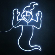 Wholesale holiday led decorating light hot halloween inflatable ghost halloween light