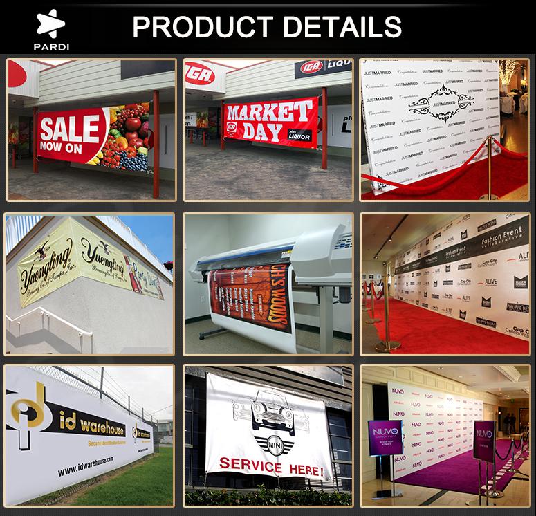Vip foto achtergronden schot vinyl banner op maat gemaakt vlaggen banners en accessoires - Nachtclub decoratie ...
