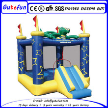 Team building commercial pvc inflatables for rentals