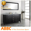hotel double sink bathroom vanity cheap price off 20% general E-CAR172