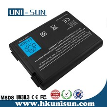 14.8V 7800mAh 12 cells Laptop Battery For HP R3000 ZX5000 ZX5100 ZX5200 ZX5300 Series