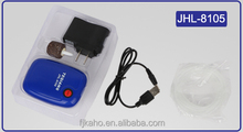 Rechargeable 18650 lithium battery AC/DC 5v small air pump