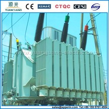 220 kv High Voltage Oil-filled Erected Current Transformer
