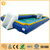 Most Popular And Super Attractive Soap Water Football Court